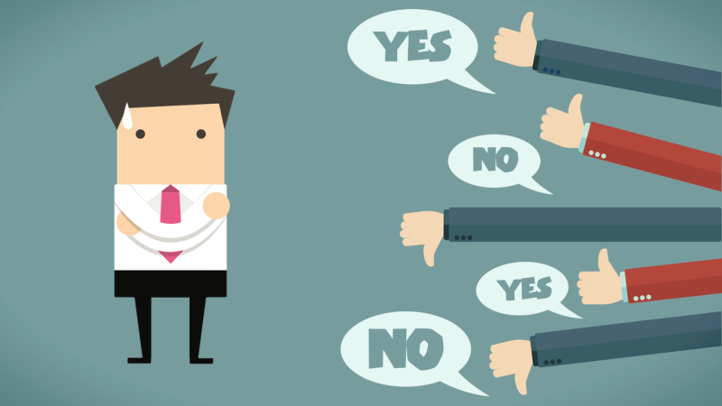 HOW TO GIVE FEEDBACK EVEN IF YOU HATE CONFLICT