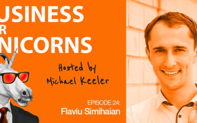 Episode 24: Breaking The Rules with Flaviu Simihaian