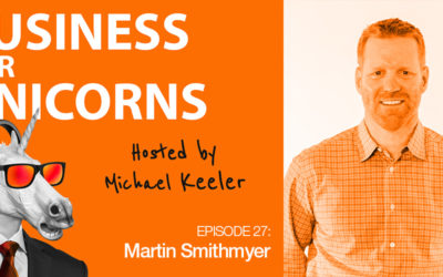 Episode 27: Becoming A Learning Machine with Martin Smithmyer