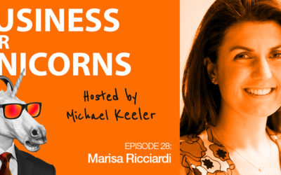 Episode 28: The Kitchen Table of Business with Marisa Ricciardi