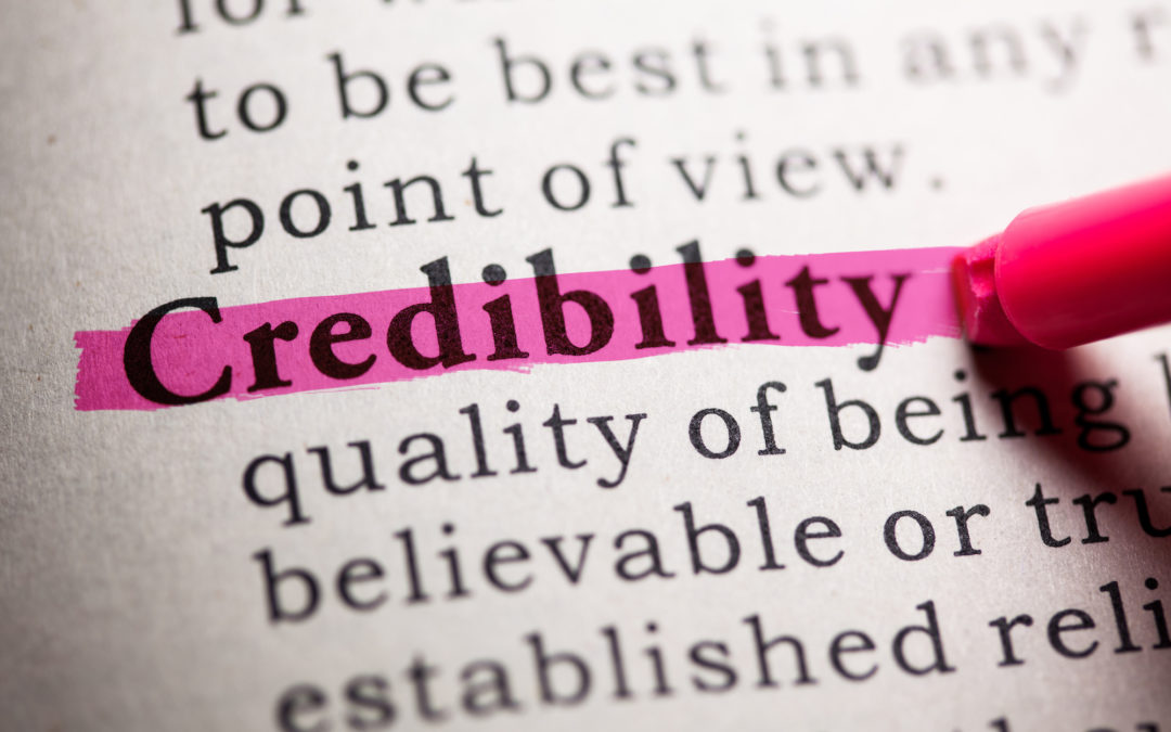 Why Should People Listen to You?  [5 Strategies for Establishing Your Credibility and Authority.]