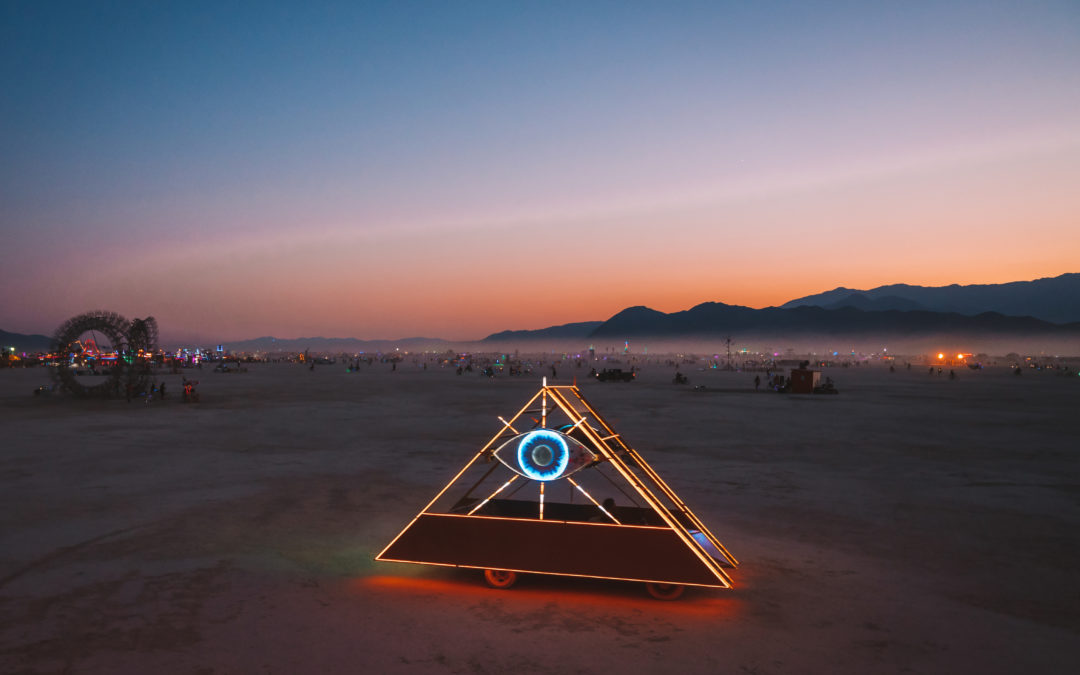 5 Random Musings On Self-Discipline, Leadership, Burning Man, and More