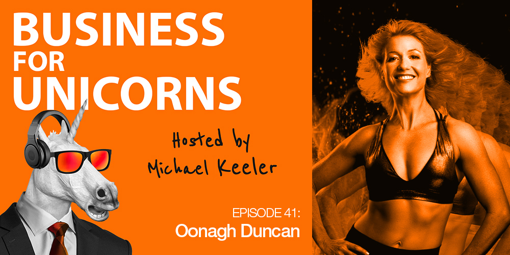 Episode 41: Showing up for Yourself and Others with Oonagh Duncan