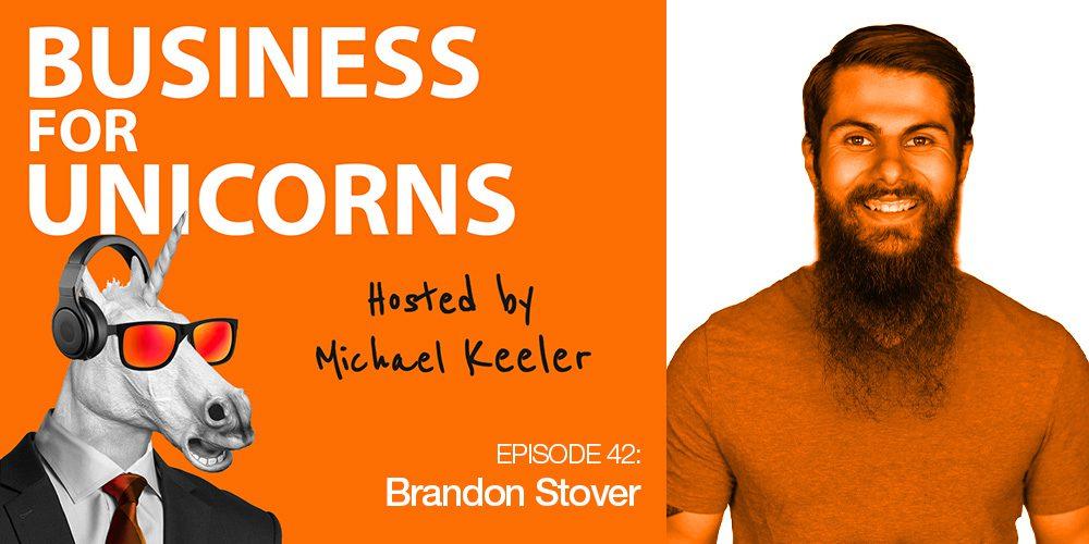 Episode 42: Evolve's Brandon Stover Interviews Michael