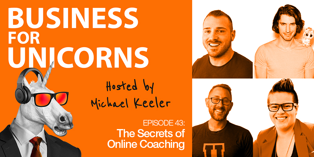 Episode 43: The Secrets of Online Coaching