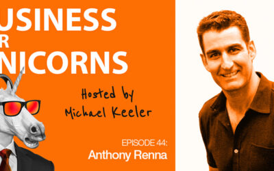 Episode 44: Getting Clear about your Mission with Anthony Renna