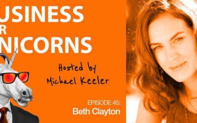 Episode 45: Soul Body Life's Beth Clayton Interviews Michael