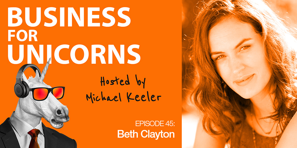 Episode 45: Soul Body Life's Beth Clayton Interviews Michael