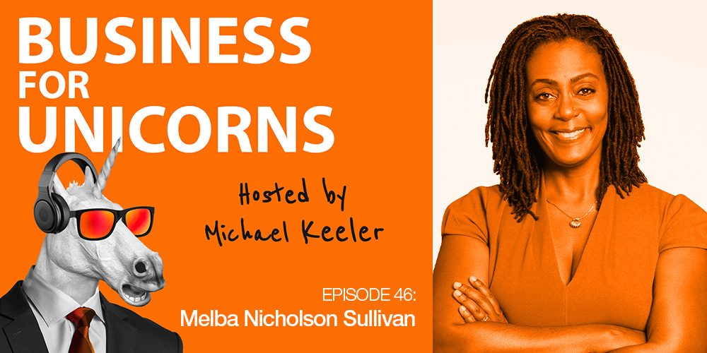 Episode 46: Creating a More Human Workplace with Dr. Melba Nicholson Sullivan