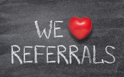 How Do I Get More Referrals?