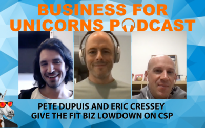 Episode 89: Pete Dupuis and Eric Cressey Give the Fit Biz Lowdown on CSP